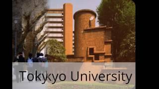Universities of tokyo (part 2)