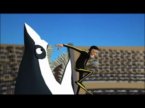 Shark - Character Animation Test (2009)