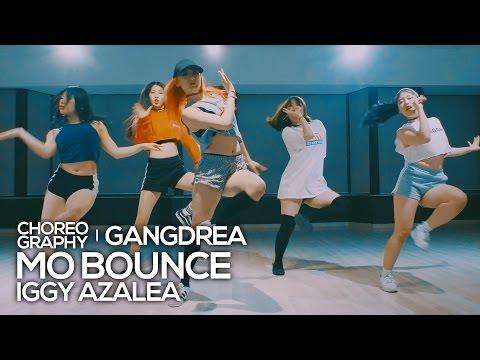 Iggy Azalea - Mo Bounce (Live Sound) : Gangdrea Choreography
