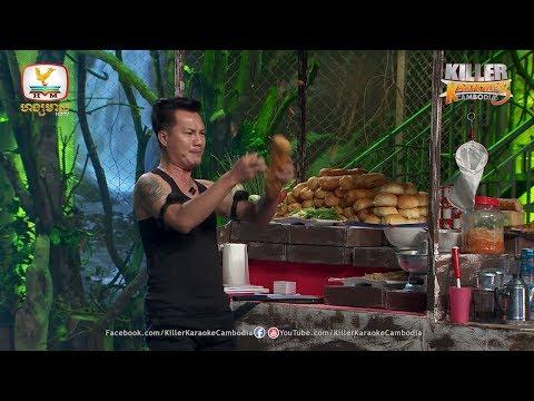 Killer Karaoke Cambodia Season 3 Week 3 | Chela