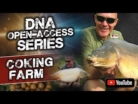 ***CARP FISHING*** DNA Open-Access Series: Coking Farm – DNA Baits