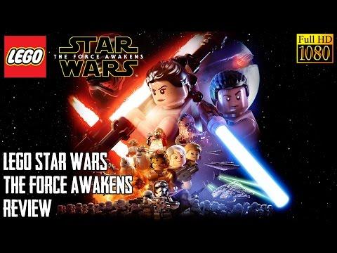 Ranting Greek Gamer's - LEGO STAR WARS: THE FORCE AWAKENS REVIEW!!