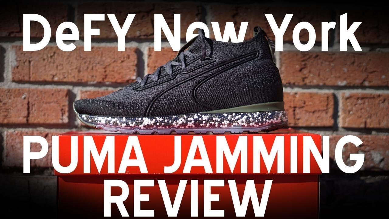 finest selection de1fb b5182 Is The Puma Jamming Better Than adidas Boost Review 2018 On Feet