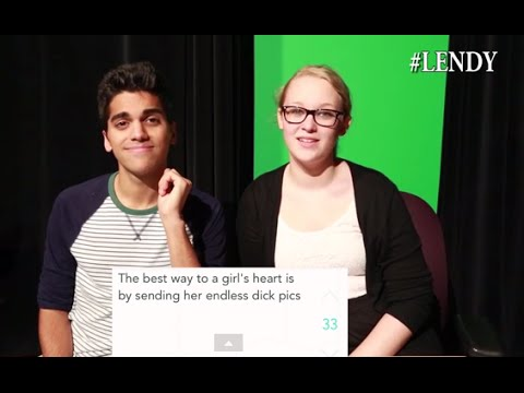 Yik Yak Dating Tips (Feat. Lexie Tyson) | Andy Lalwani