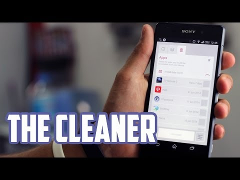 The Cleaner, desinstala y limpia Apps en Android
