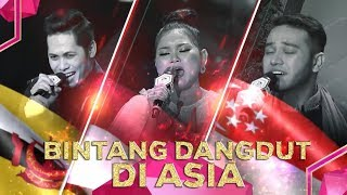 MEMANAS!! Pertarungan D'Academy Asia 5 Top 12 Group 4 Konser Show