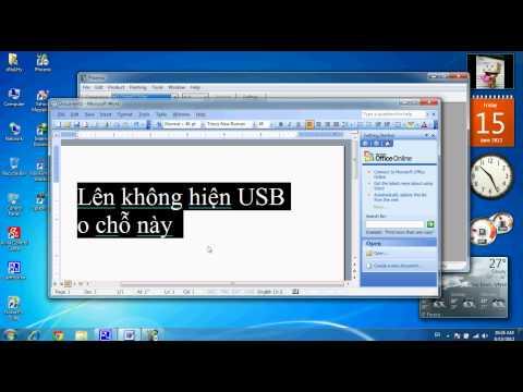 Huong Dan Chay Phan Mem Nokia c5 02