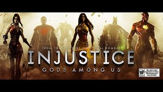 Gameplay Injustice Gods Among Us Ultimate Edition - PC Steam [BR]