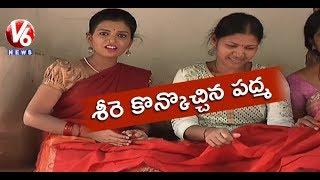 Padma Dussehra Shopping | Satirical Conversation With Savitri | Tee...