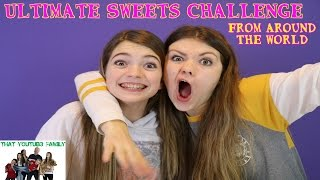 Sweets From Around The World Challenge