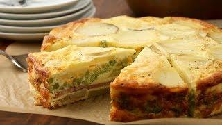 Ham-and-Potato Bake - Martha Stewart