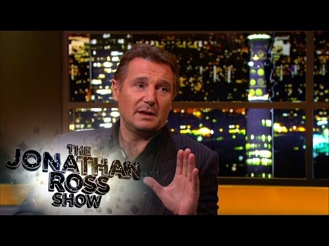 Liam Neeson Declared His Love To Muhammad Ali - The Jonathan Ross Show Classics
