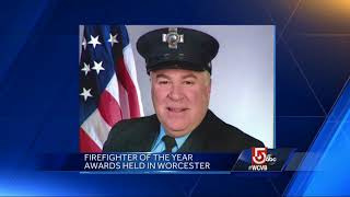 Firefighters from 22 departments honored for bravery