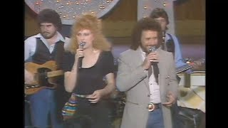 Shelly West And David Frizzell - I Just Came Here To Dance 1982