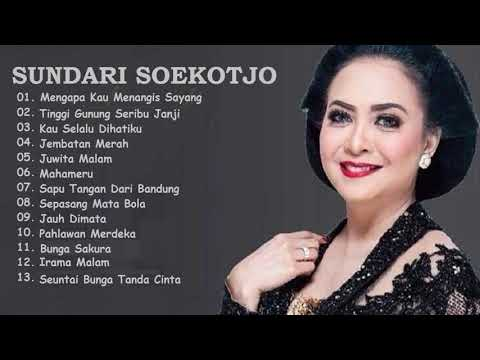 SOENDARI SOEKOTJO BEST OF THE BEST KERONCONG KENANGAN