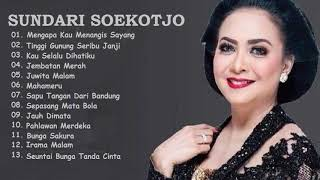 Gambar cover SOENDARI SOEKOTJO BEST OF THE BEST KERONCONG KENANGAN