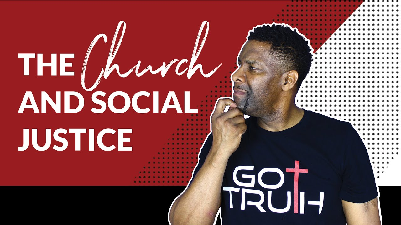 Download Should the Church Speak Out on Social Justice Issues?