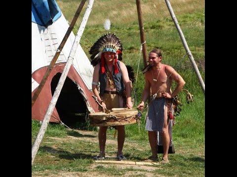 Indiáni v Růžové na Děčínsku - tip na víkend