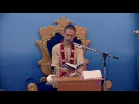 Шримад Бхагаватам 1.12.31-32 - Ачьюта прабху