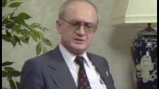 A chilling look at the predatory attitude of Soviet KGB toward west...