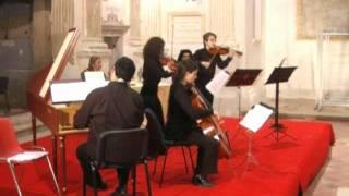 """Canti di Corte - Biagio Marini, """"Sonata I, a 2 violini"""""""