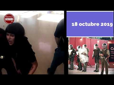 "Documental ""Estallido Social En Chile"""