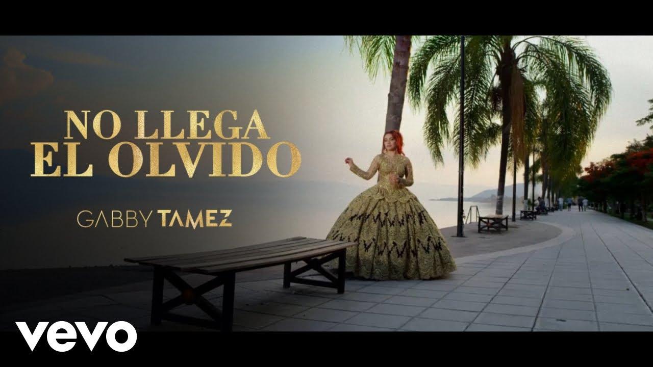 Gabby Tamez - No Llega El Olvido