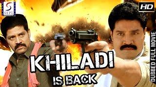 Khiladi is back - dubbed hindi movies 2017 full movie hd l prabhas, artee agarwal