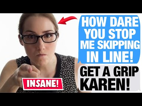 R/EntitledParents - Entitled IKEA Karen Can't Take It!