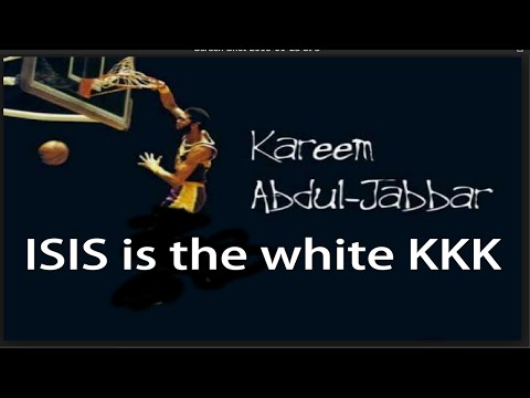 From ISIS, Kareem Abdul-Jabbar, Bill Clinton, UFC MMA and more