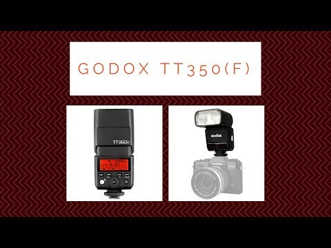Godox TT350 TT350F HSS Speedlight Review and How to Guide   Flashpoint Zoom Mini TTL R2 Flash