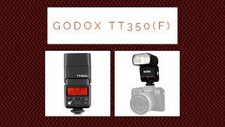 Godox TT350 TT350F HSS Speedlight Review and How to Guide Flashpoint Zoom Mini TTL R2 Flash