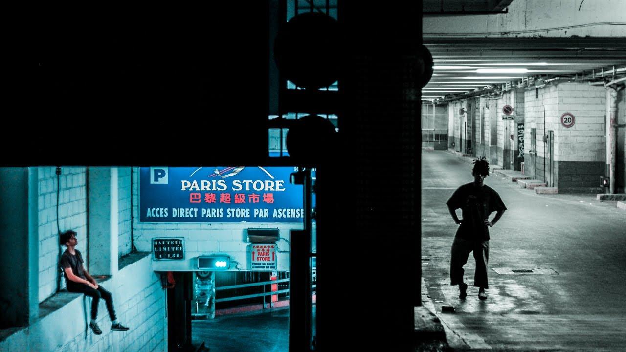 SHOOT Photo incroyable dans Paris !