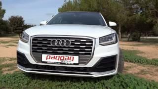 Audi Q2 test drive