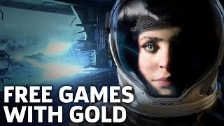 Free Xbox One And Xbox 360 Games With Gold For October 2017 Revealed