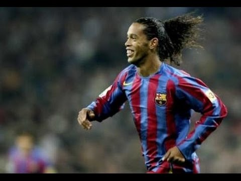Ronaldinho ● All 94 Goals for FC Barcelona