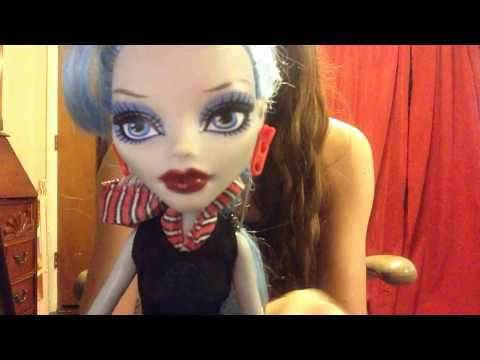 Mail Opening Video #4 - Monster High Dolls and Accessories form Ebay!