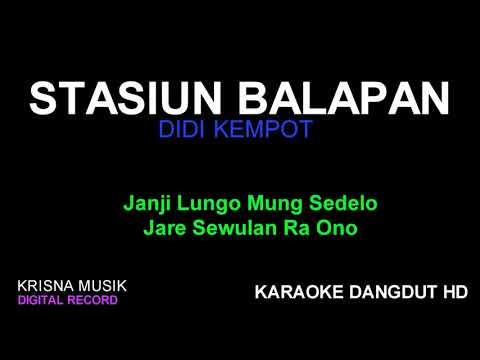 Karaoke Dangdut Campursari