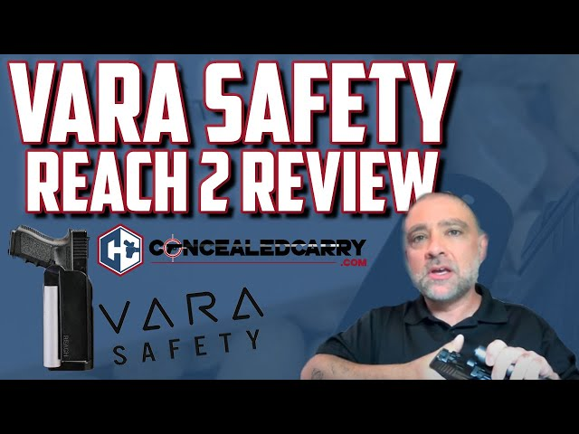 VARA SAFETY Reach 2 Gun Safe Review