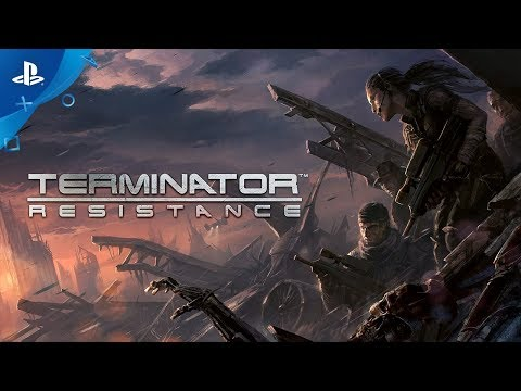 Terminator: Resistance - Announcement Trailer | PS4