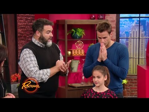 Watch Cameron Mathison Learn How to Braid His Daughter's Hair