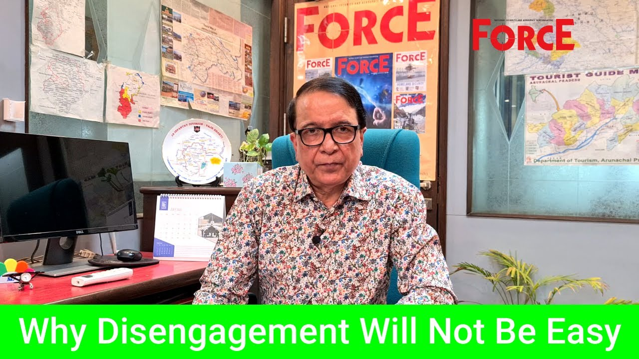 Why Disengagement Will Not Be Easy