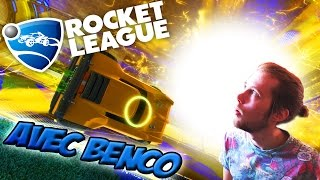 Un duo talentueux ▼ Rocket League Funtage #1 w/ Benco