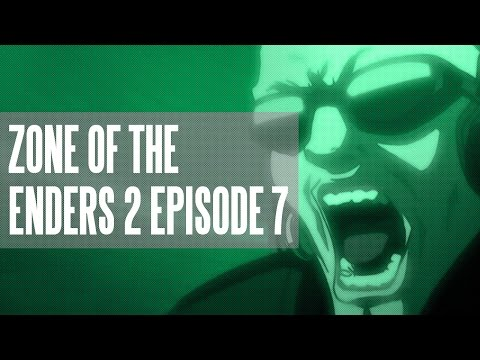 Zone of the Enders 2 - Episode 7: Find another way!