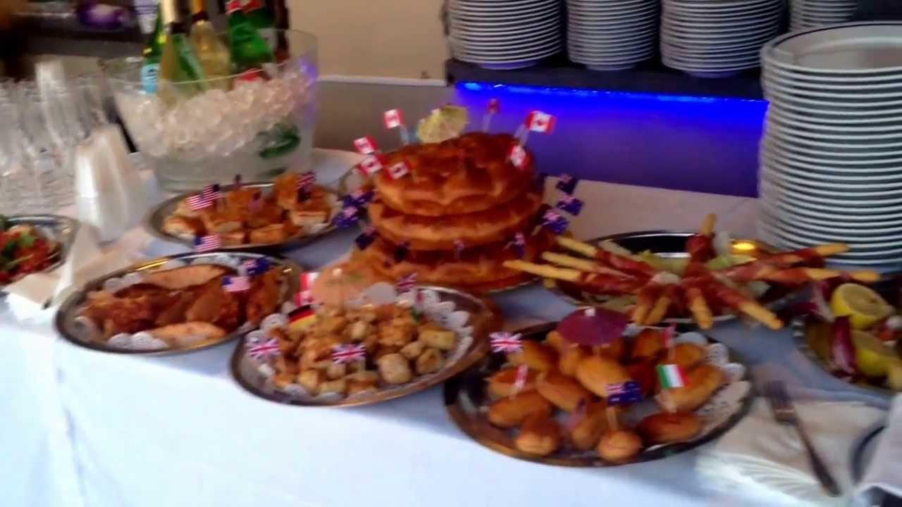 Buffet Di Dolci Battesimo : Finger food senza glutine ricette per buffet e cerimonie