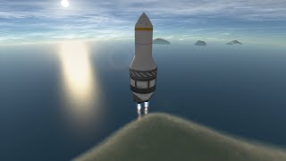 The Odyssey by Bill, Book 31: A giant leap: 2.0 ton manned SSTO and Minmus lander