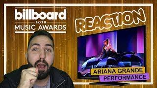 REAÇÃO || Ariana Grande @ Billboard Music Awards 2018 - No Tears Left To Cry Mp3