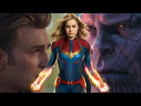 What Captain Marvel Means For Avengers Endgame