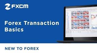 Forex Transaction Basics | Forex Trading for Beginners