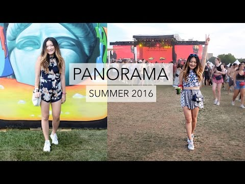 Panorama NYC Music Festival + Outfits | VLOG 003